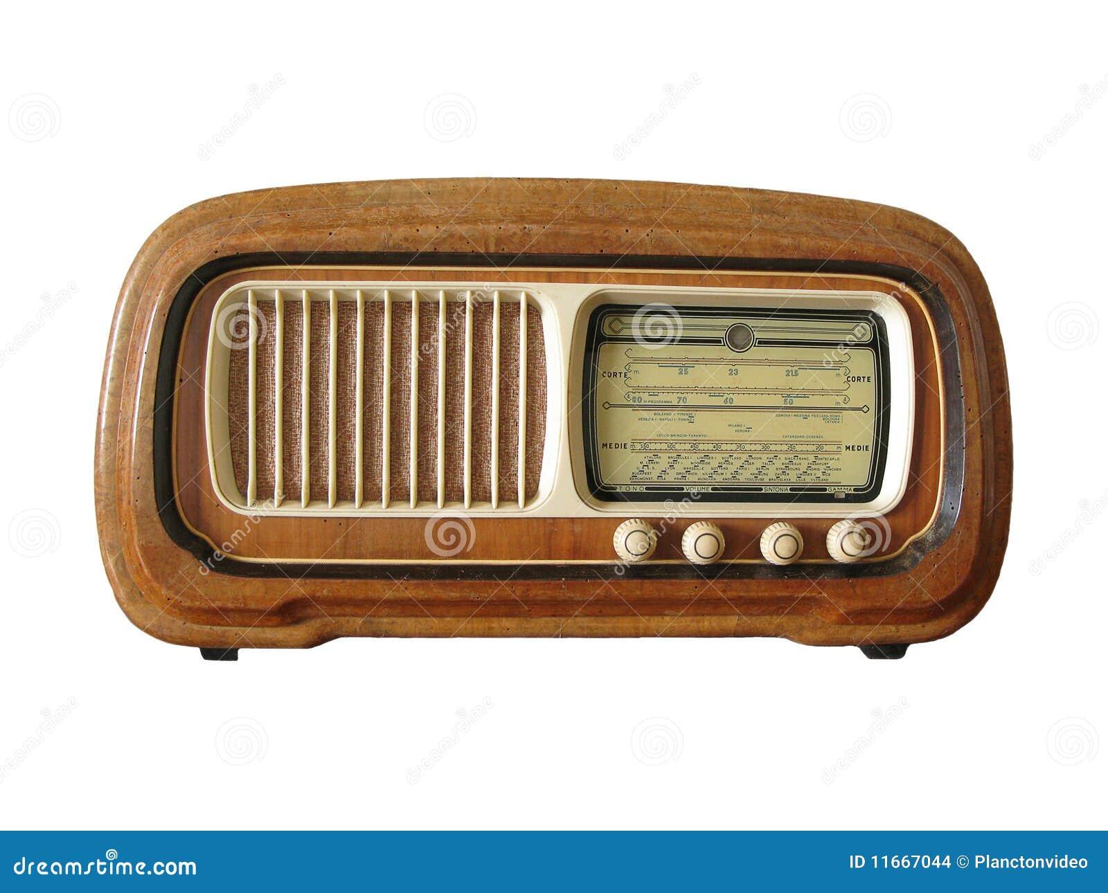 Radio antigua foto de archivo imagen de botones m sica 11667044 - Fotos radios antiguas ...