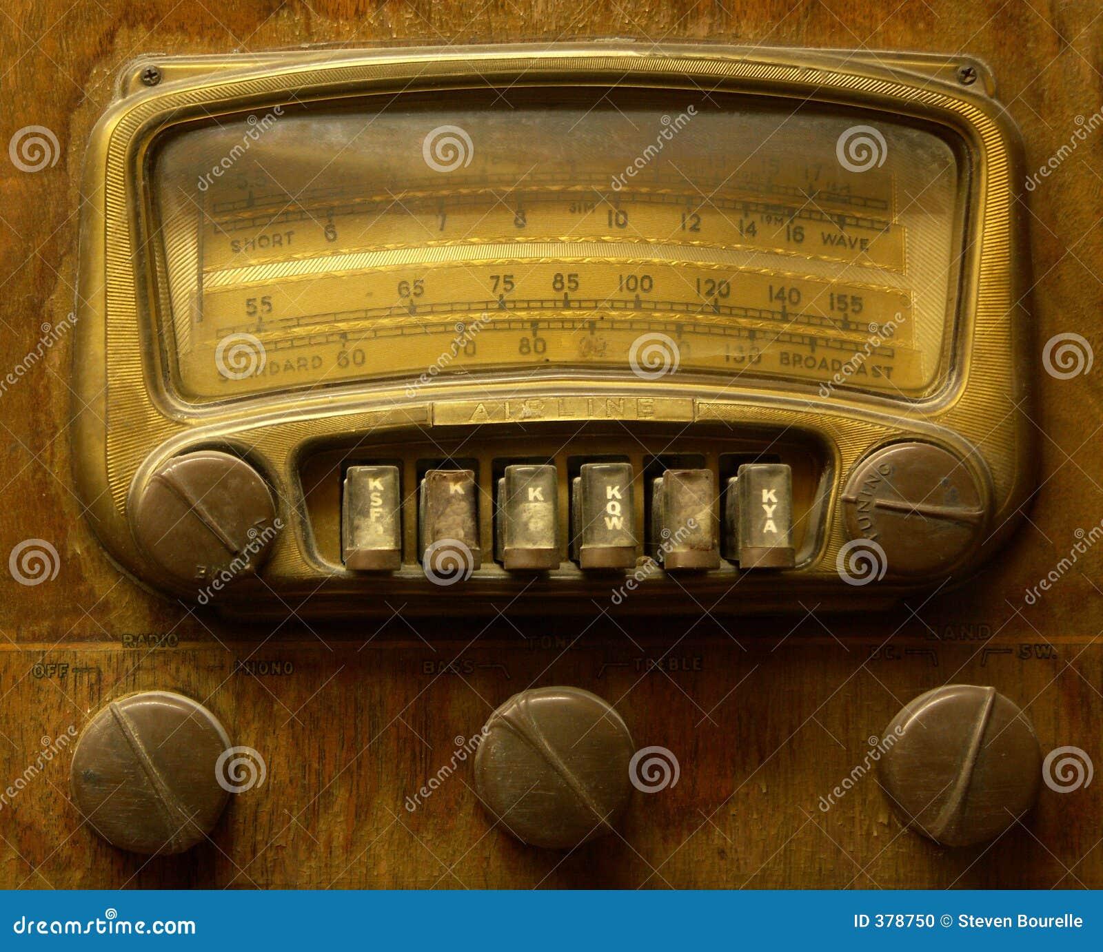 Radio de cru