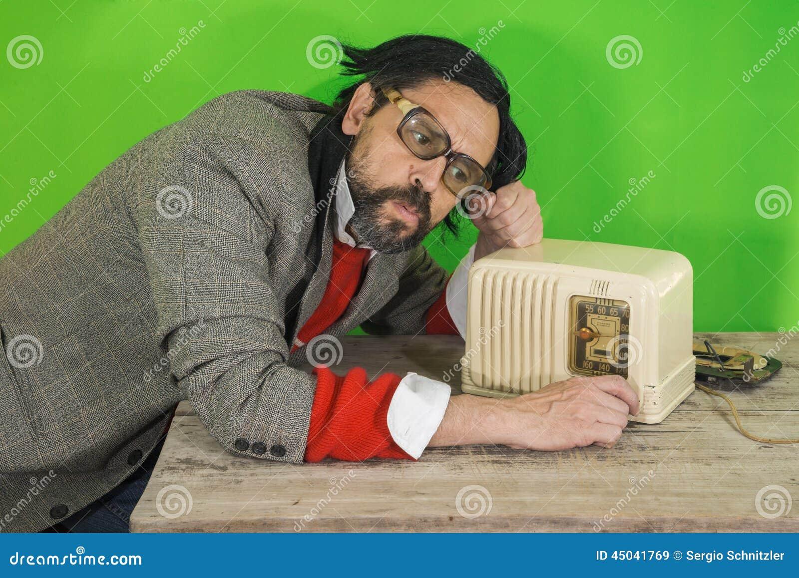 Radio Niemy na stole