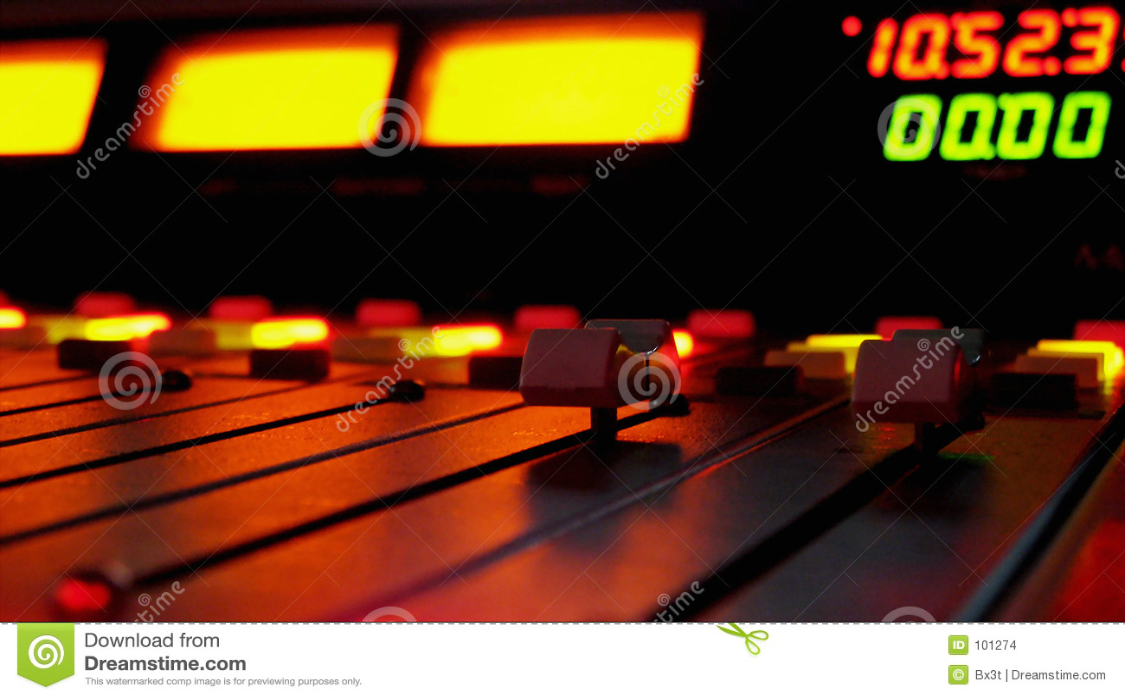 Radio noc