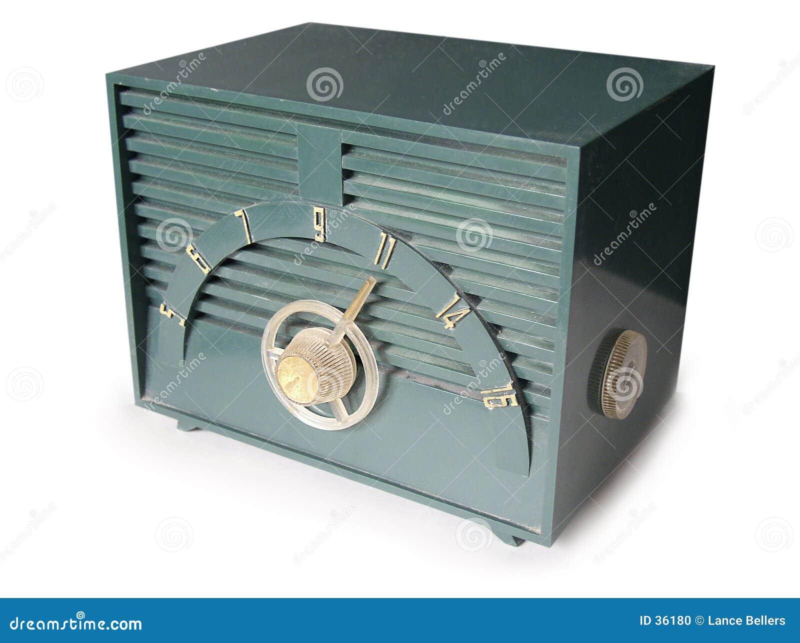 Radio retra