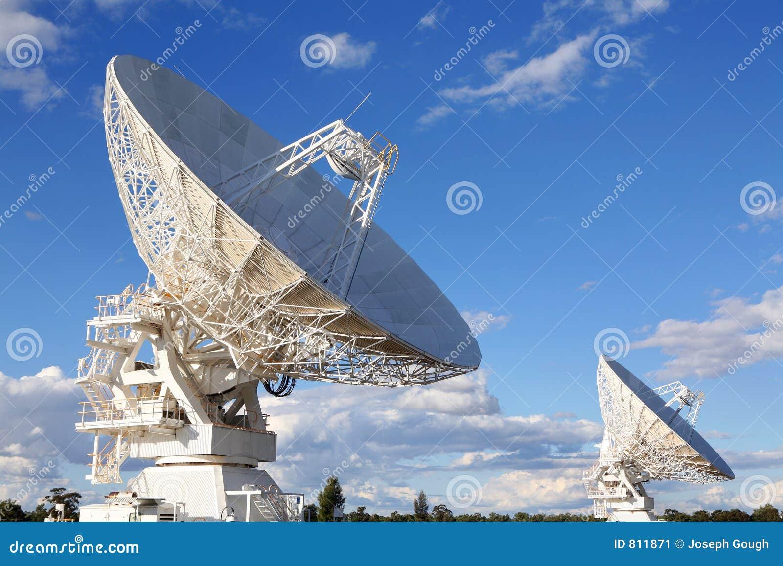Radio Telescopen, Australië