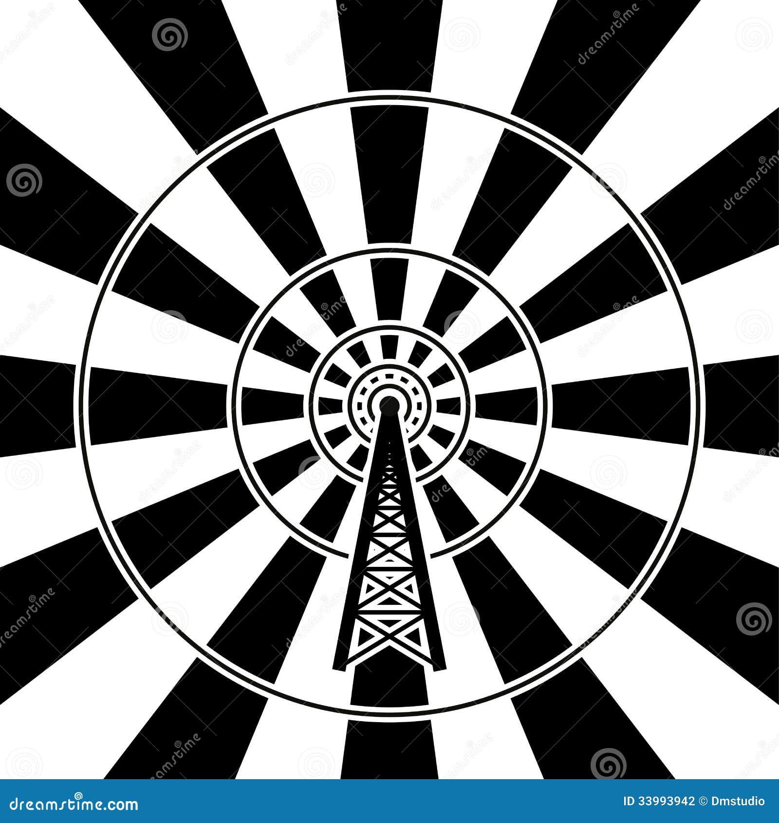 Broadcast Tower Vector Vector Radio Tower Bro...