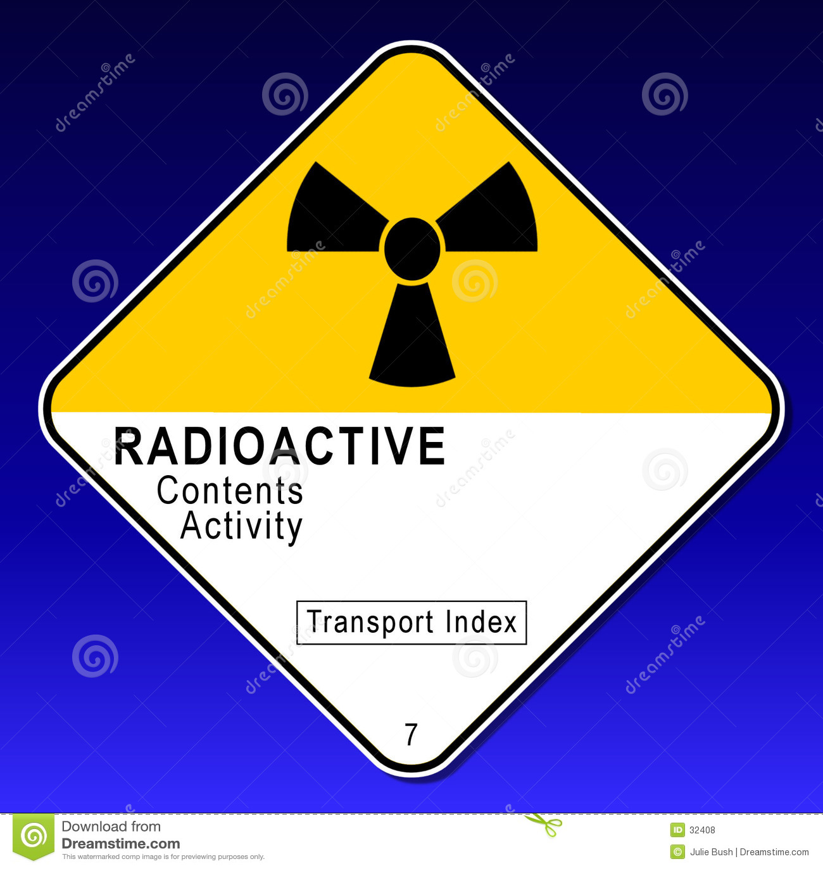 RadioActive Placard 2