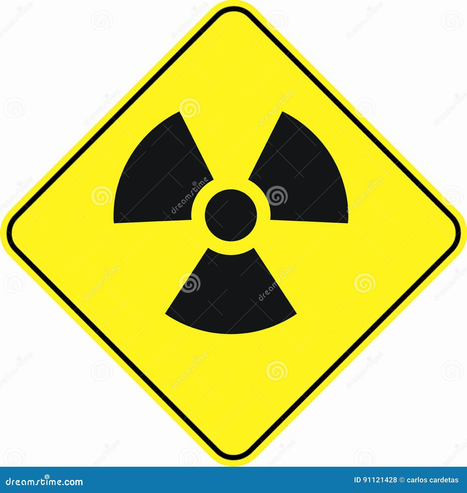 Radioactivity toxic zone symbol sign stock illustration radioactivity toxic zone symbol sign biocorpaavc