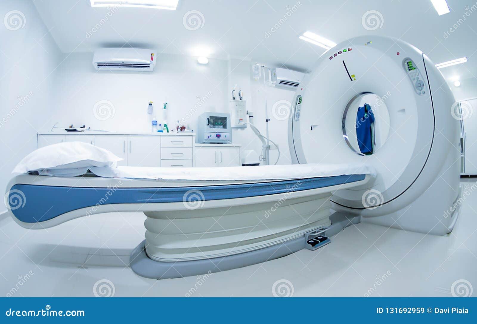 Radiologia di oncologia di salute dell ospedale del Tomograph