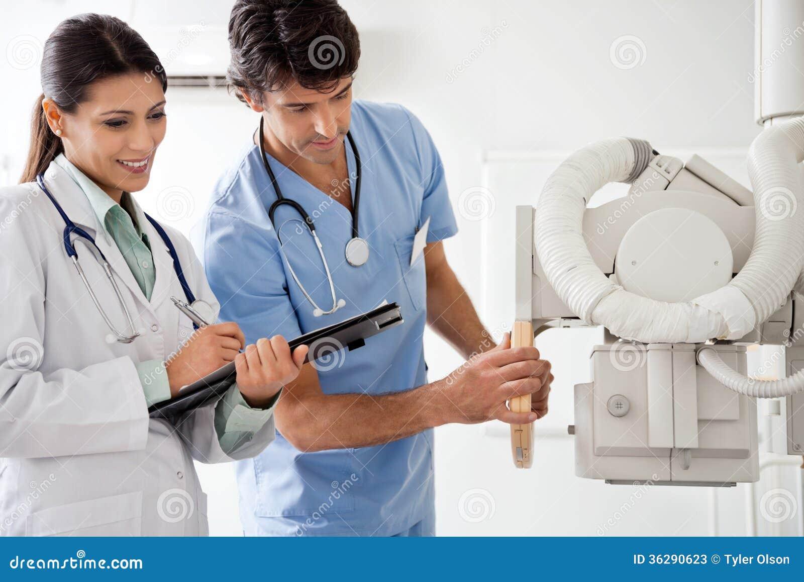 Radiology Technician Degrees