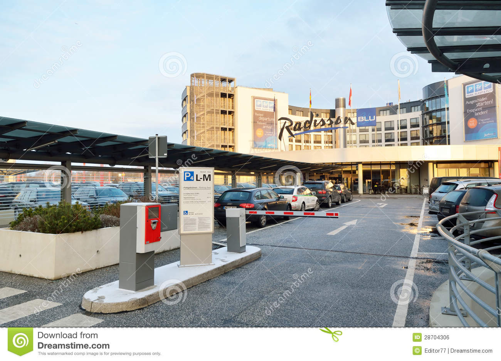 Radisson Blue Hotel Hamburg Airport