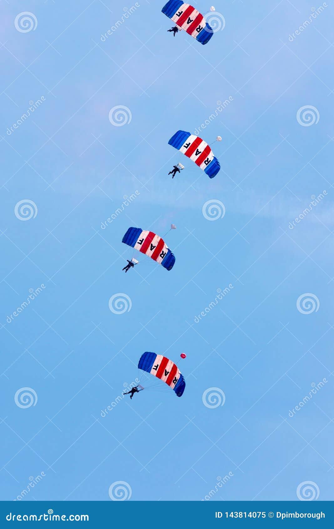 RAF Falcons Display Team