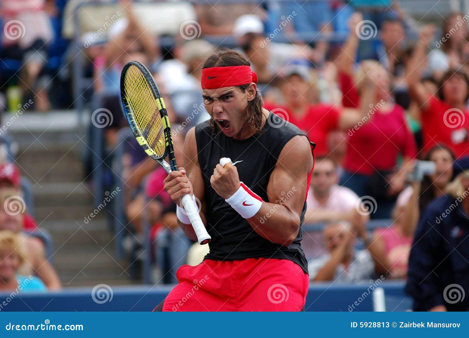 Rafael Nadal est grand