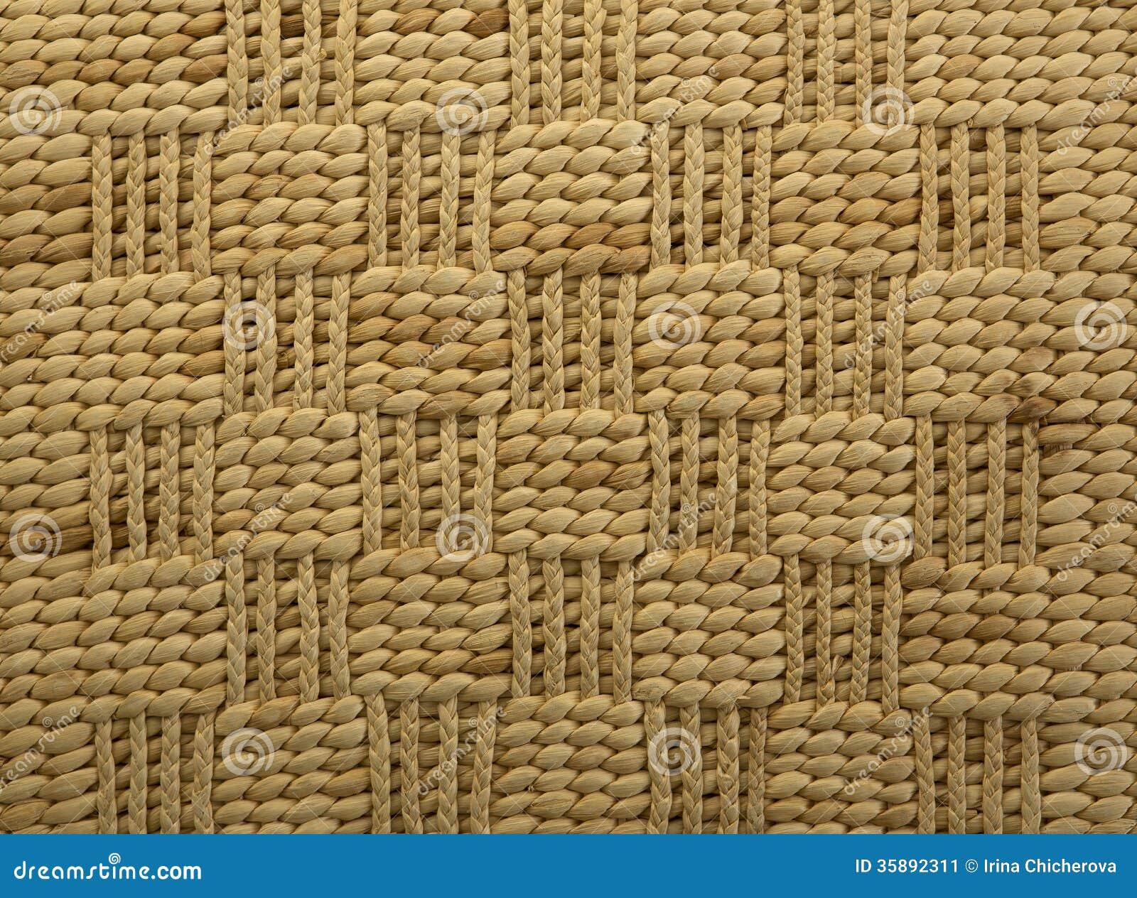 Raffia Rug Backgrounds Stock Image Image 35892311