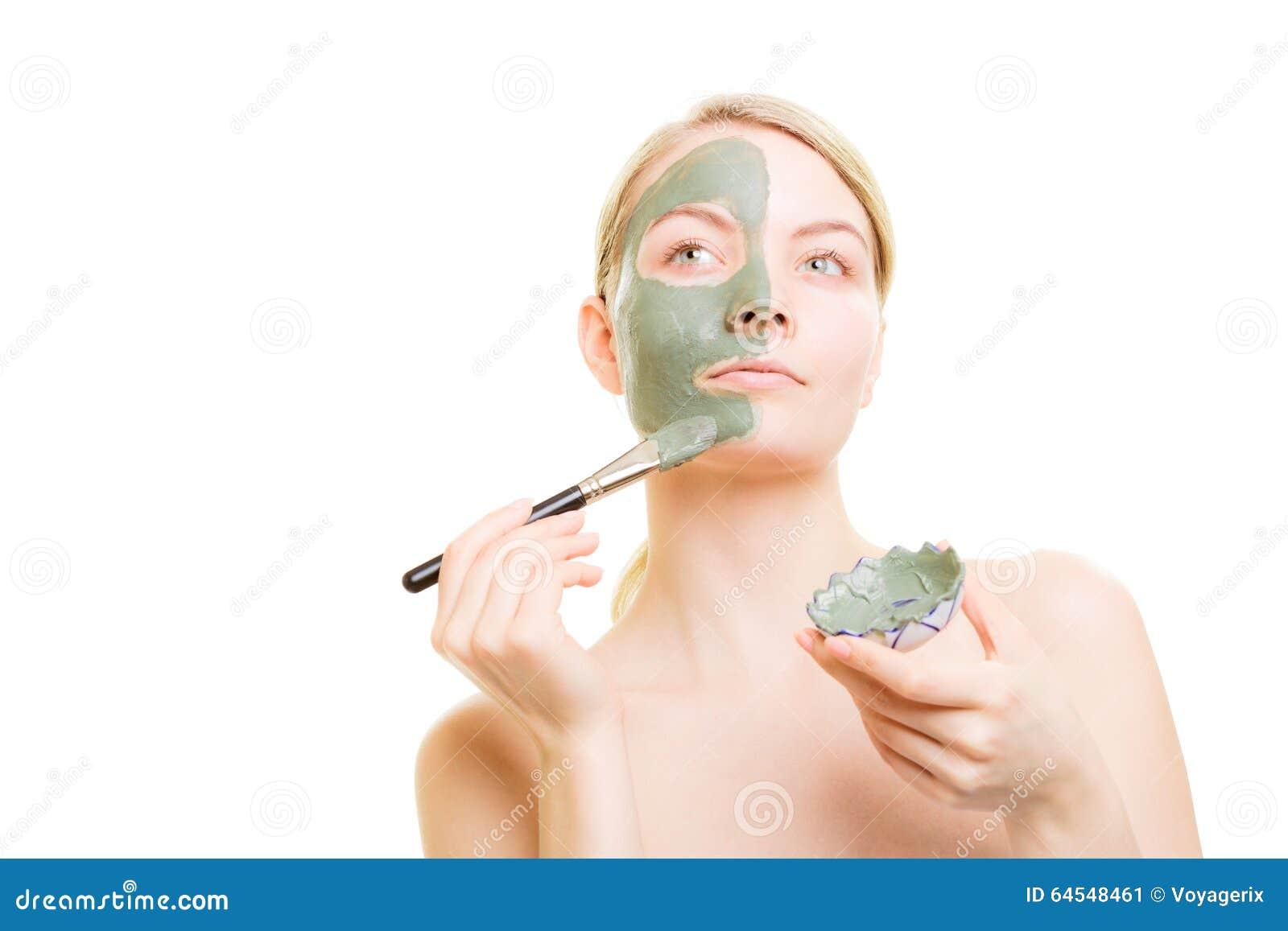 Maschera da argilla nera per la persona da LOréal