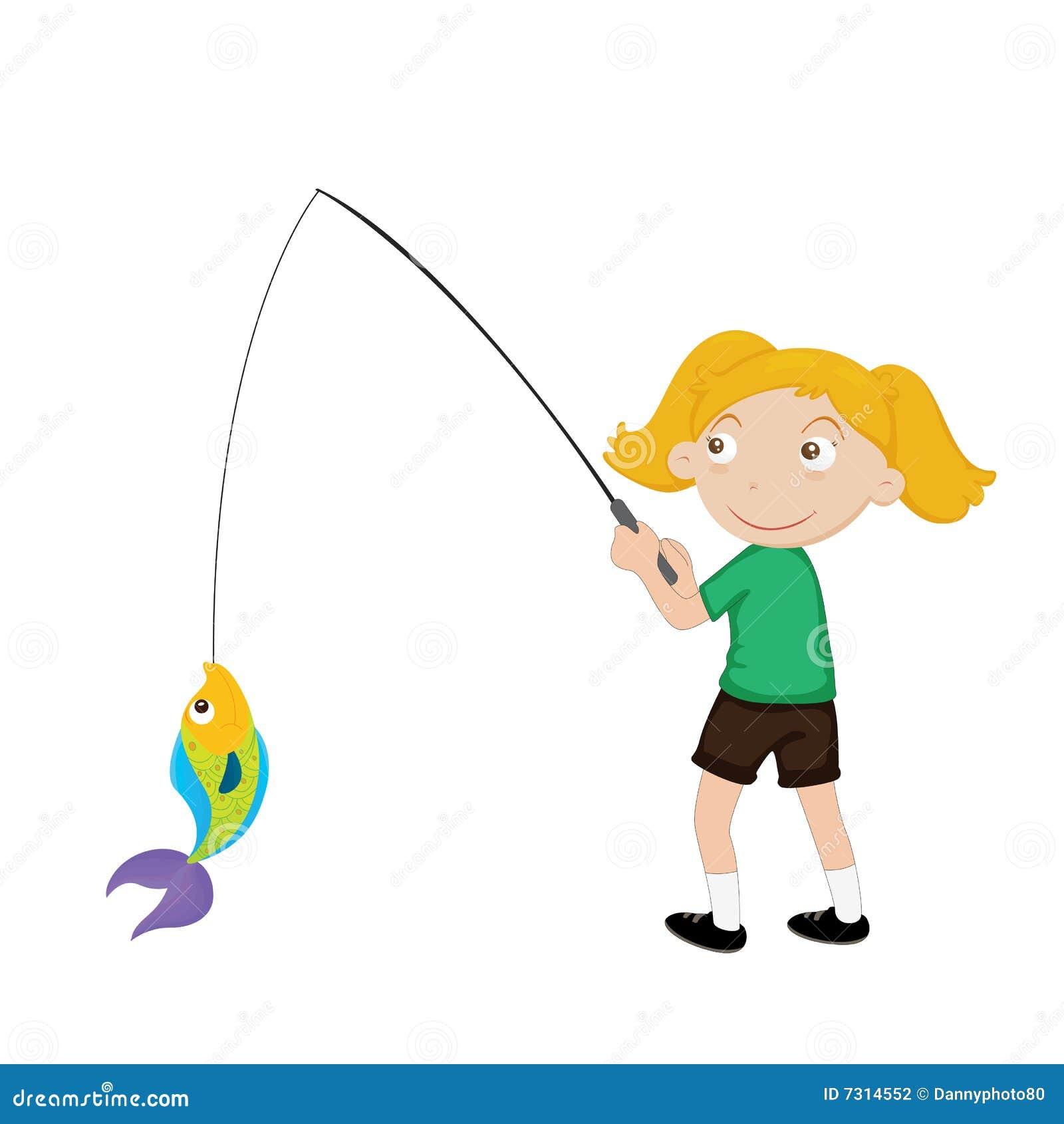 Ragazza dei pesci