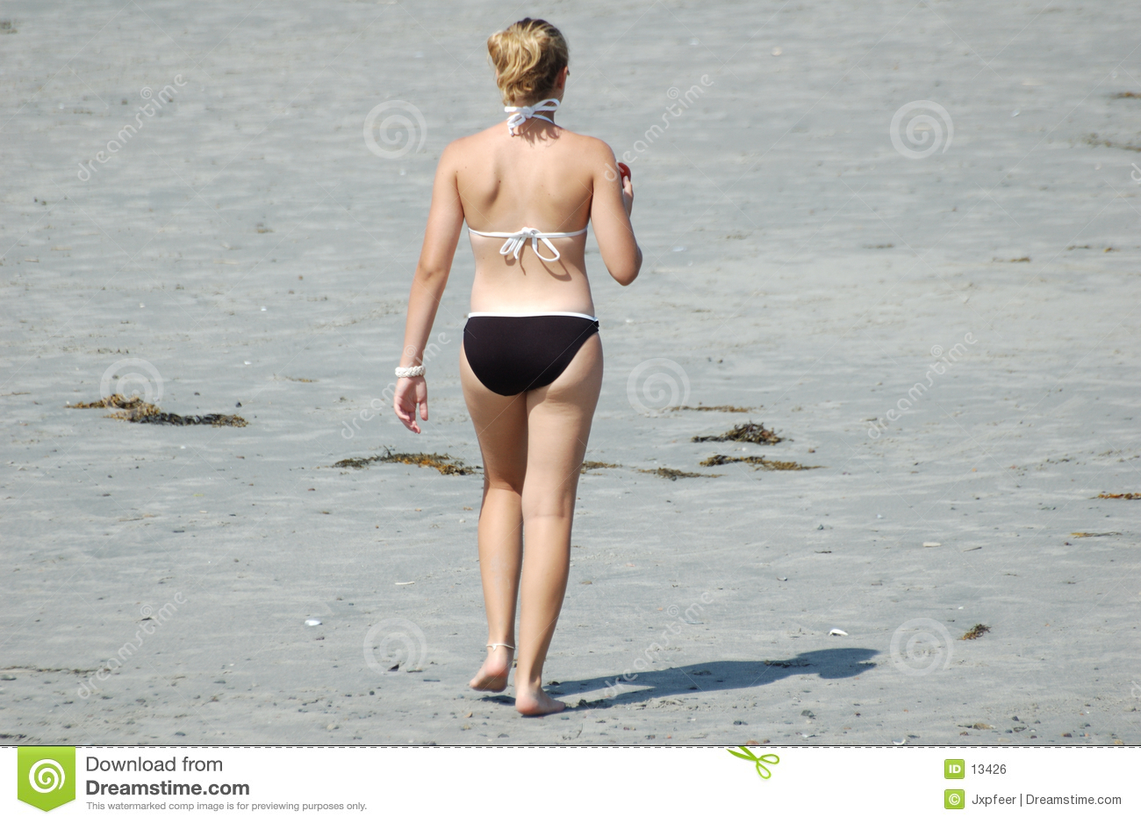 Ragazza del bikini