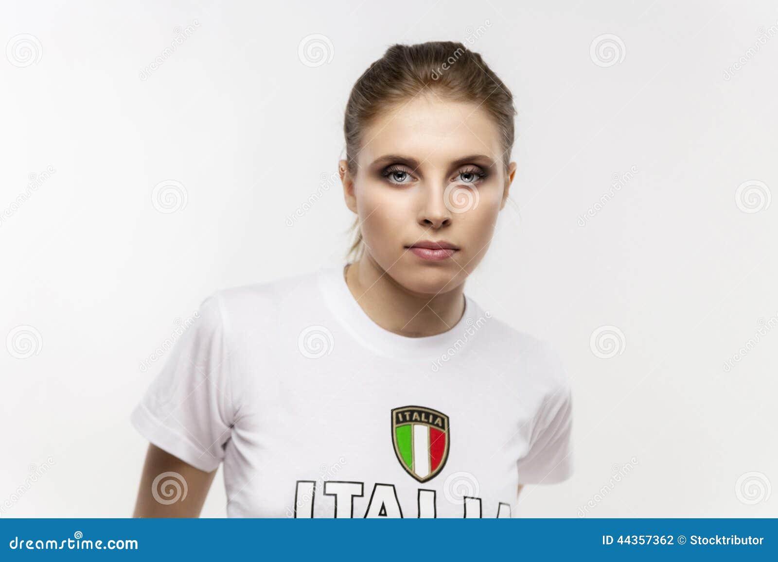 Ragazza italiana