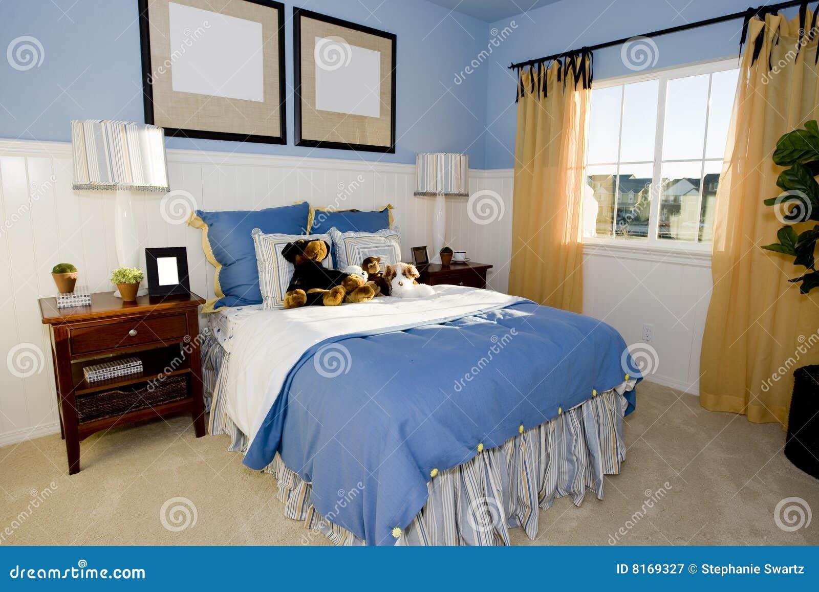 Ragazza s della camera da letto immagine stock immagine - Camere da letto da ragazza ...