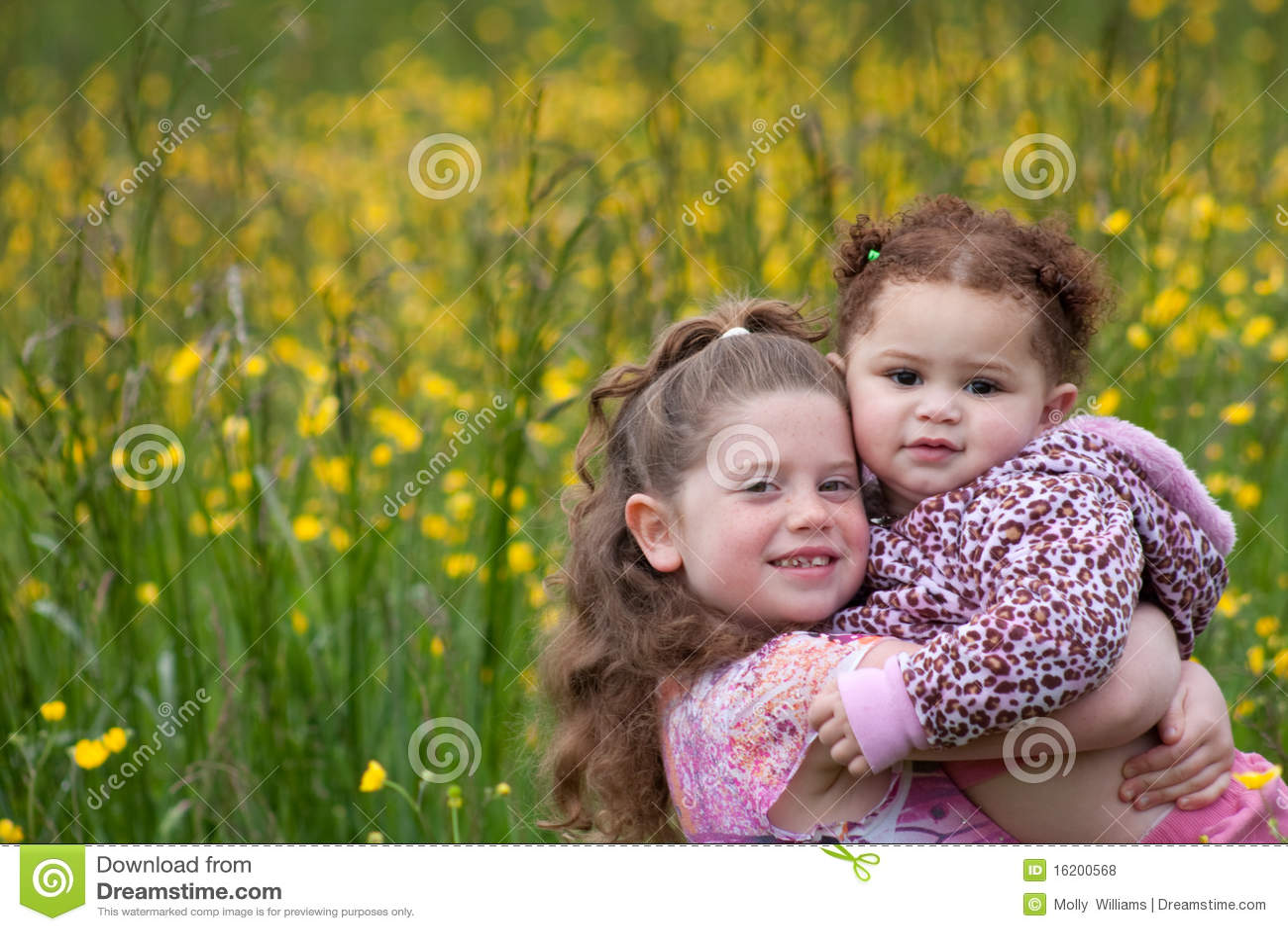 Ragazze di fiore 2