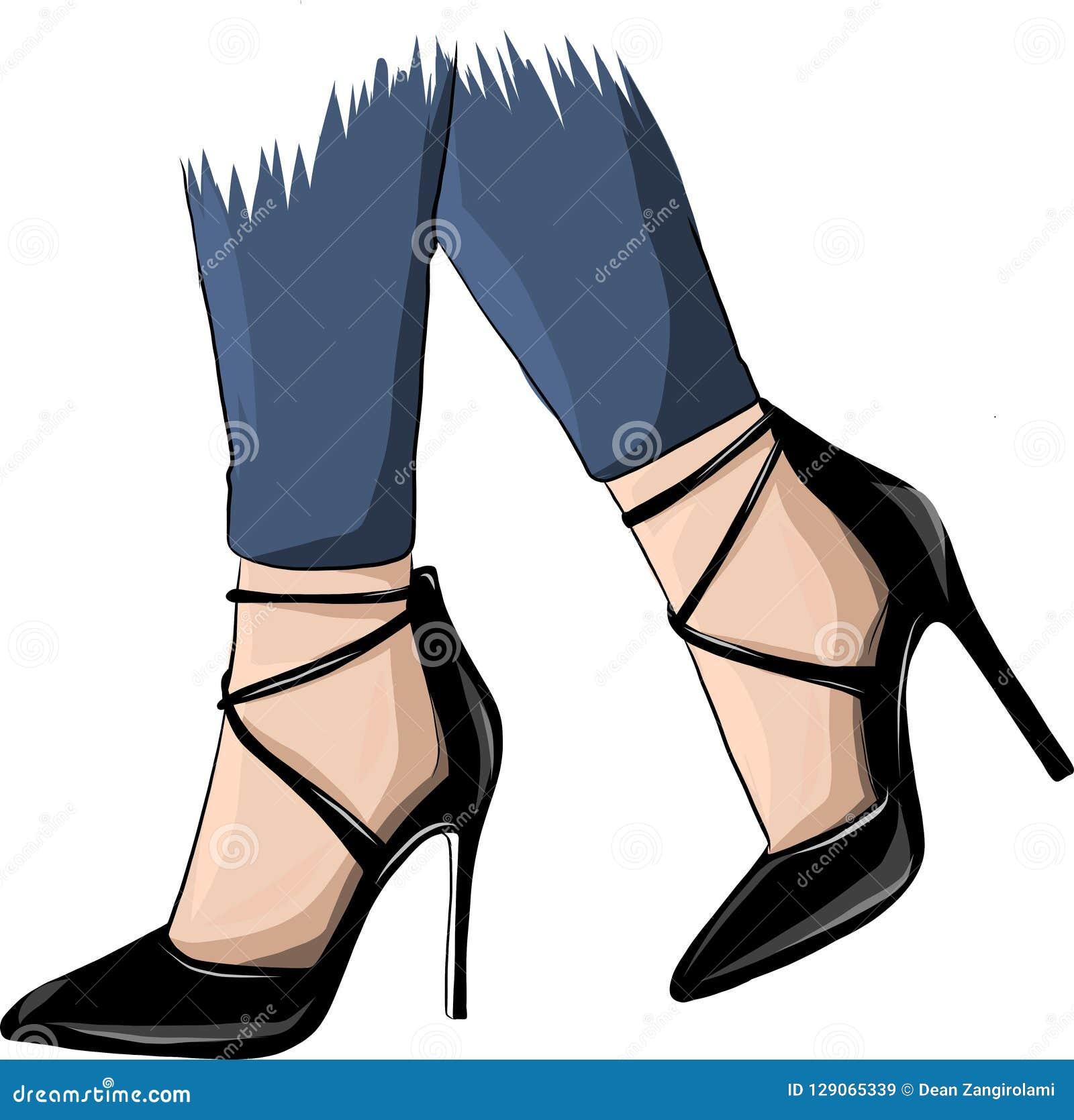 stile classico prodotti caldi calzature tacchi femminili