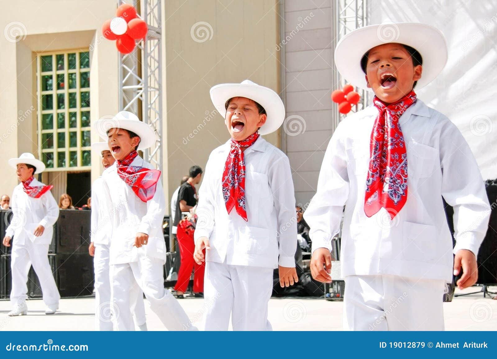 Ragazzi messicani