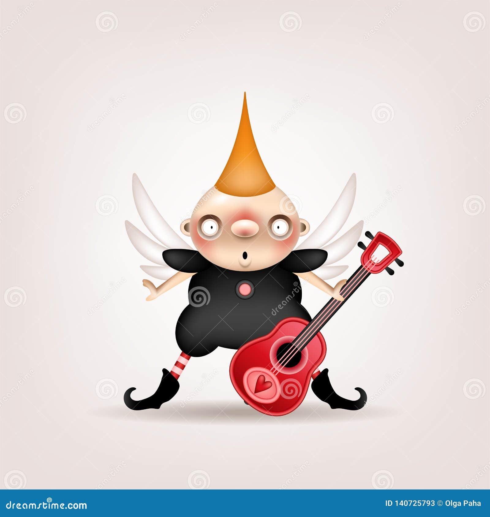 Ragazzo con la chitarra