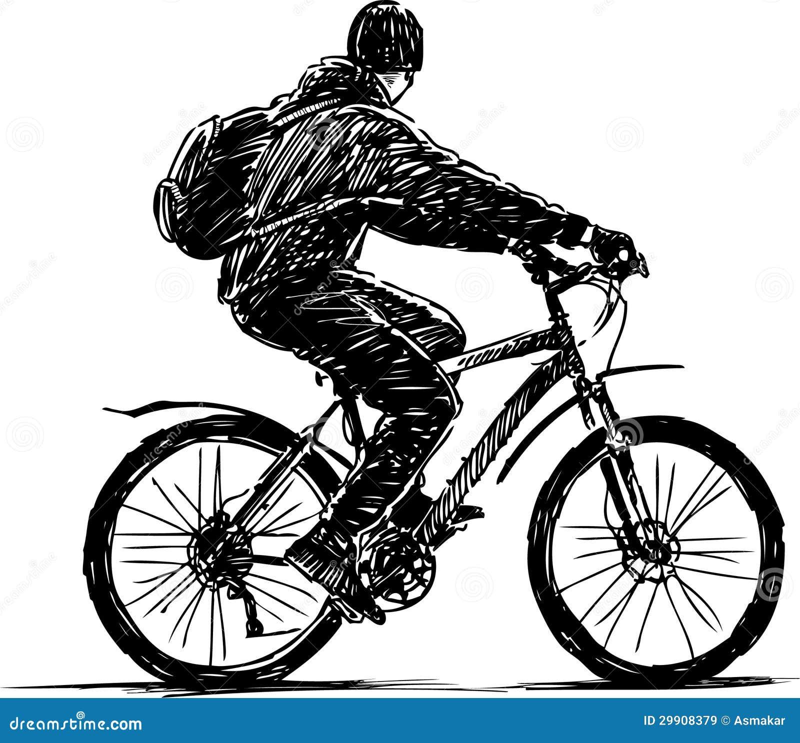 Favorito Ragazzo su una bici immagine stock. Immagine di mano - 29908379 GS64