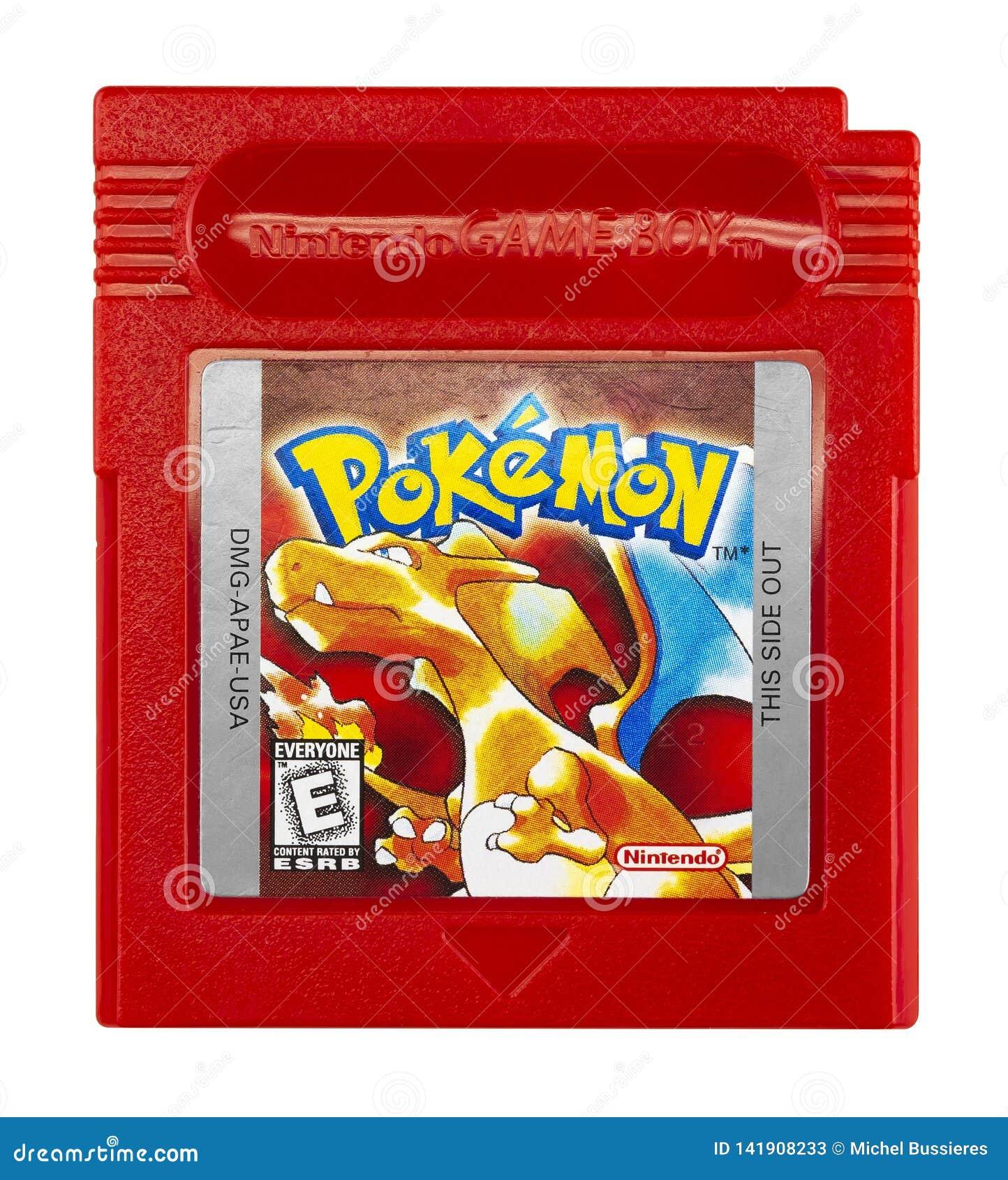 Ragazzo del gioco di Pokémon Nintendo