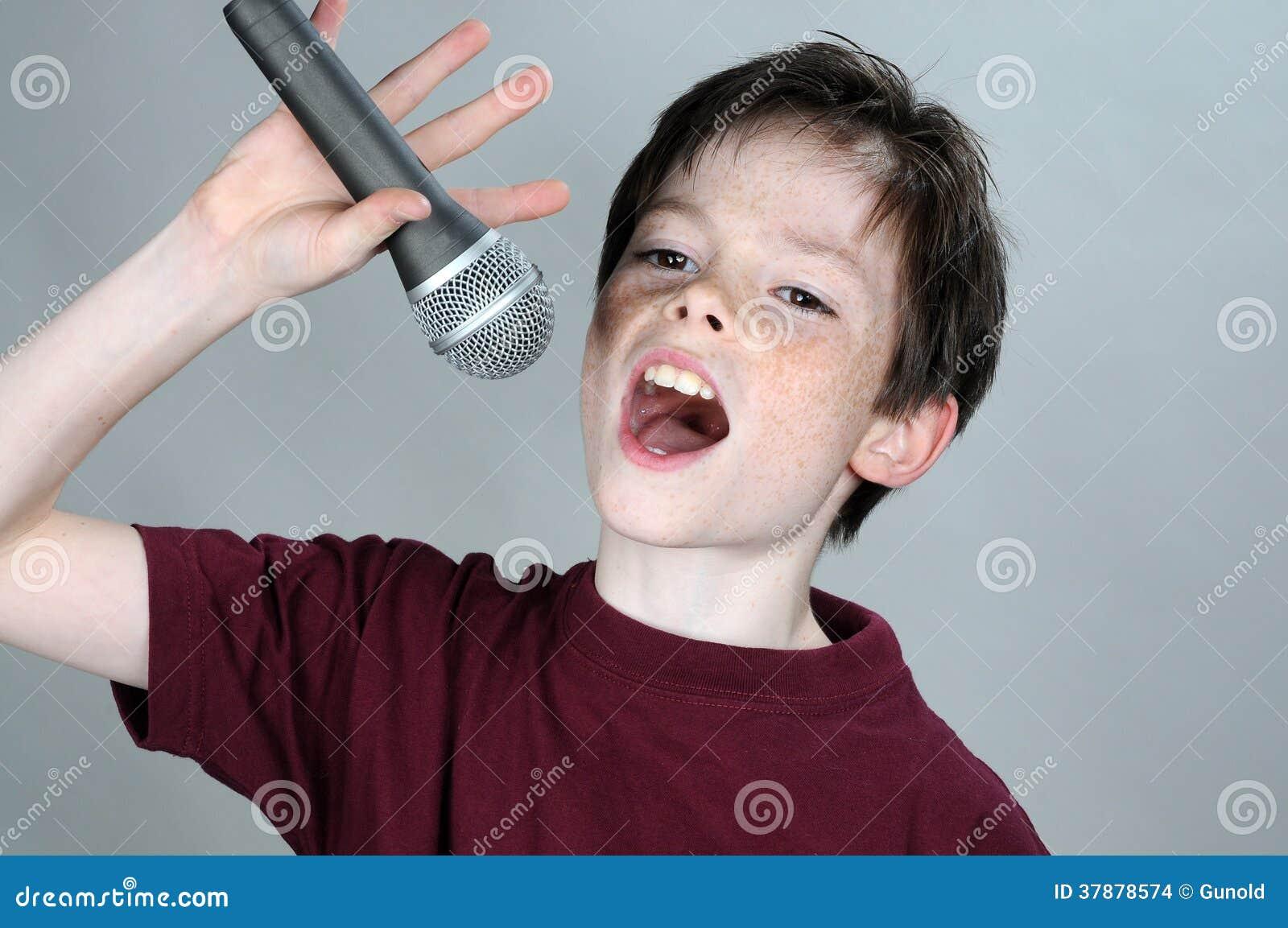 Ragazzo di canto