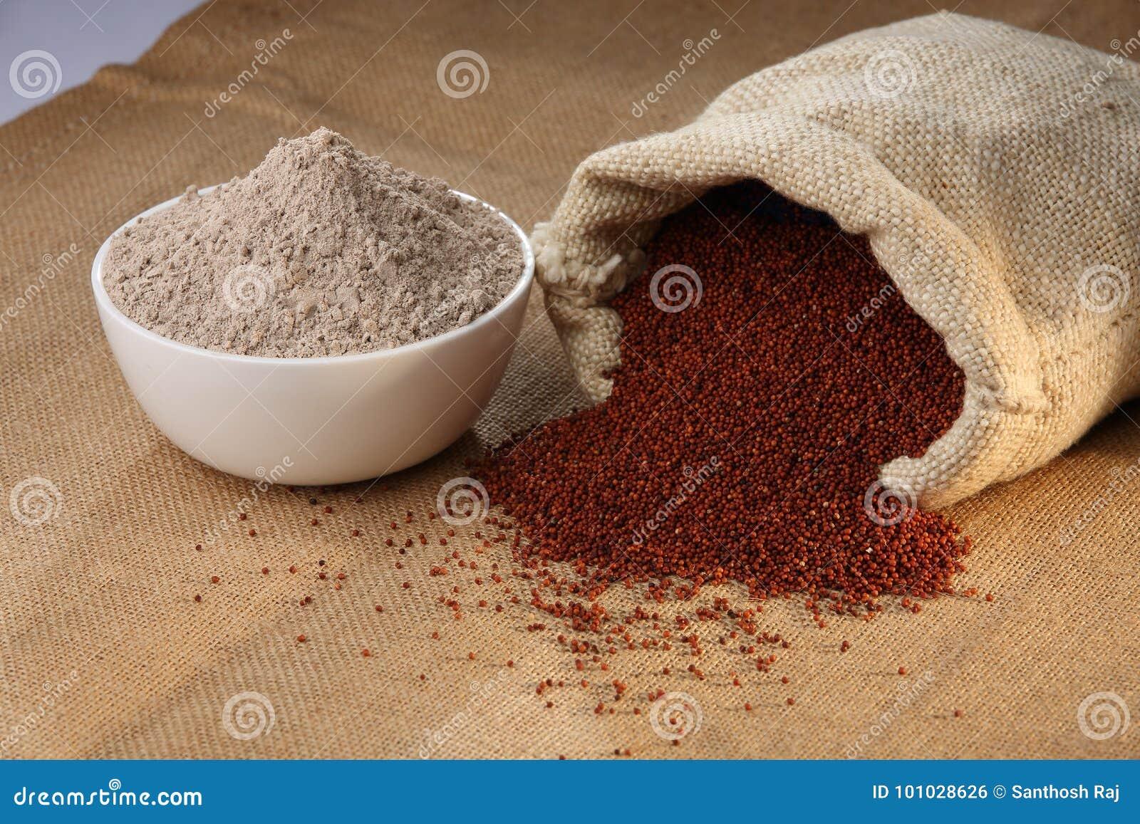 Ragi mąka
