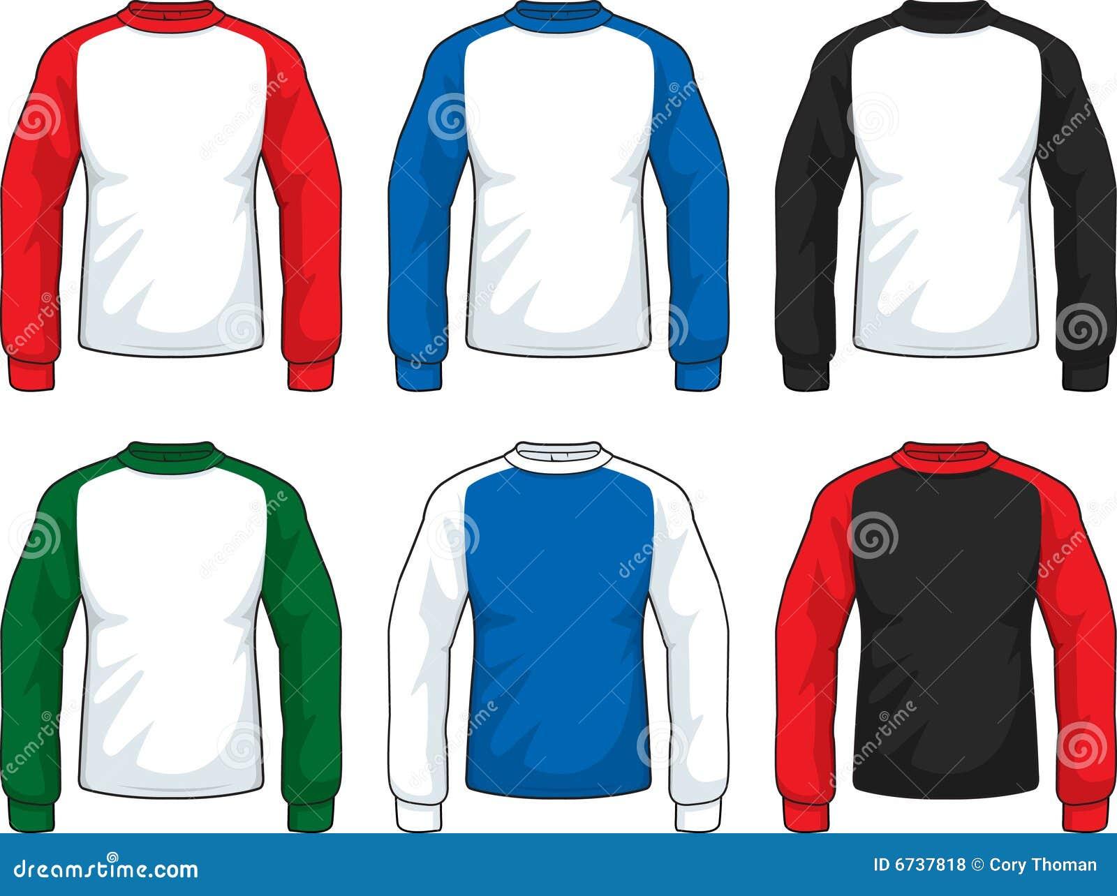 Raglan T Shirt Royalty Free Stock Photos Image 6737818