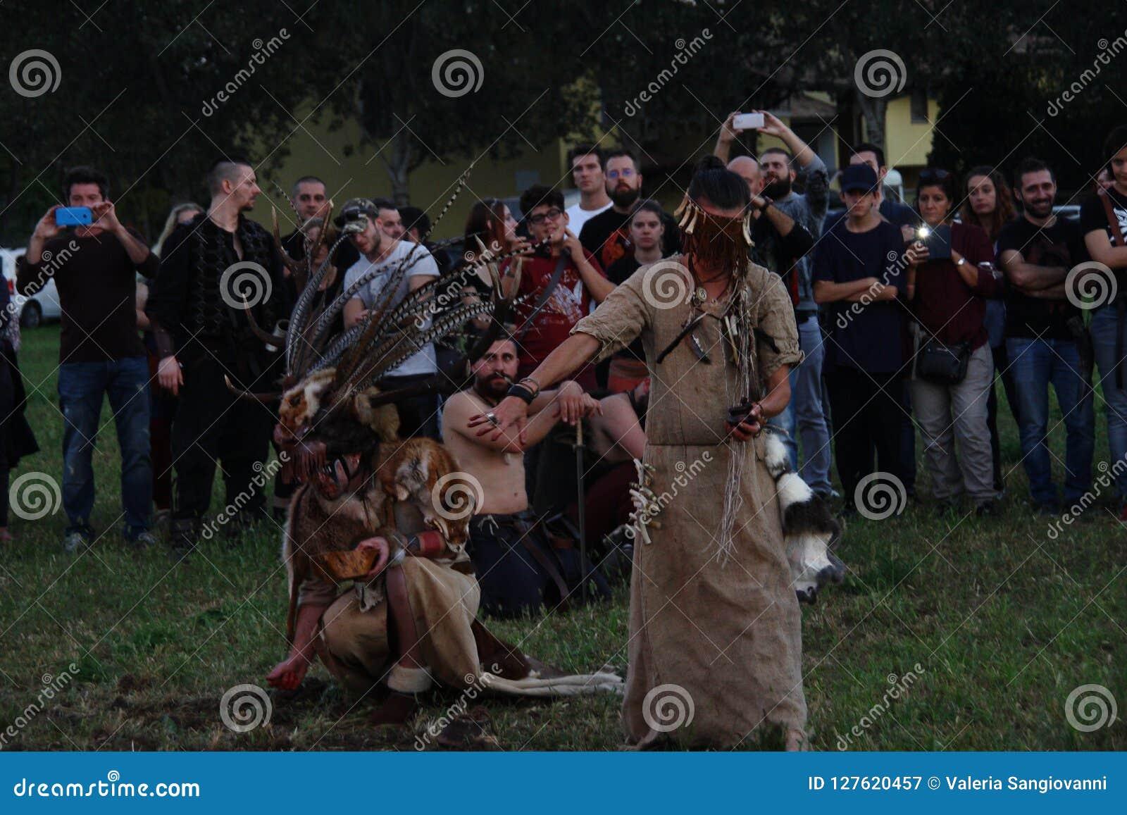 Ragnarok - los hermanos de Viking - 28-30 de septiembre de 2018 - ` Adda de Casirate d - BG - Italia