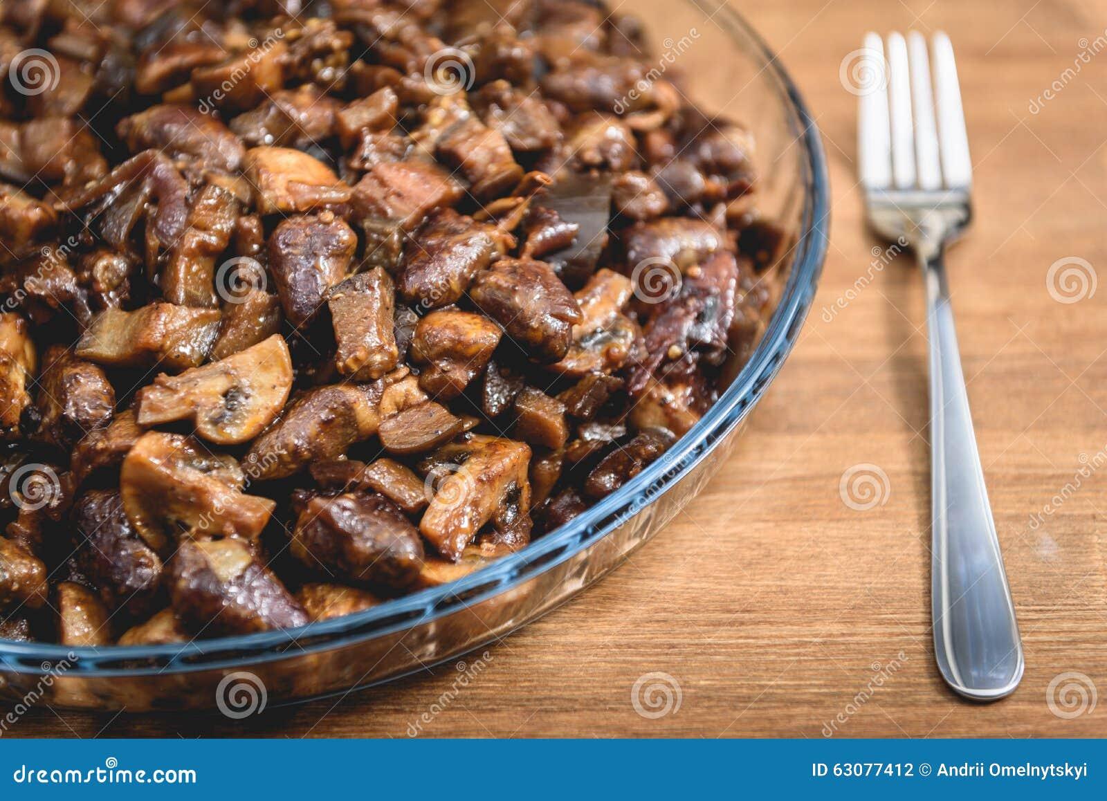 Download Ragoût végétal chaud photo stock. Image du fourchette - 63077412