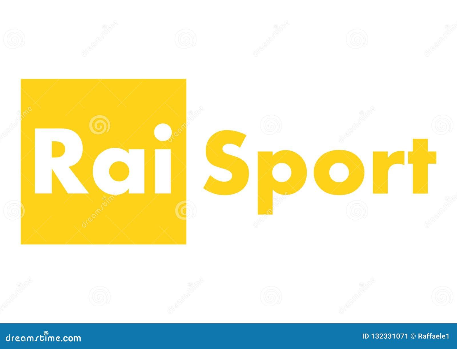Rai Sport Logo editorial photo. Illustration of radio ...