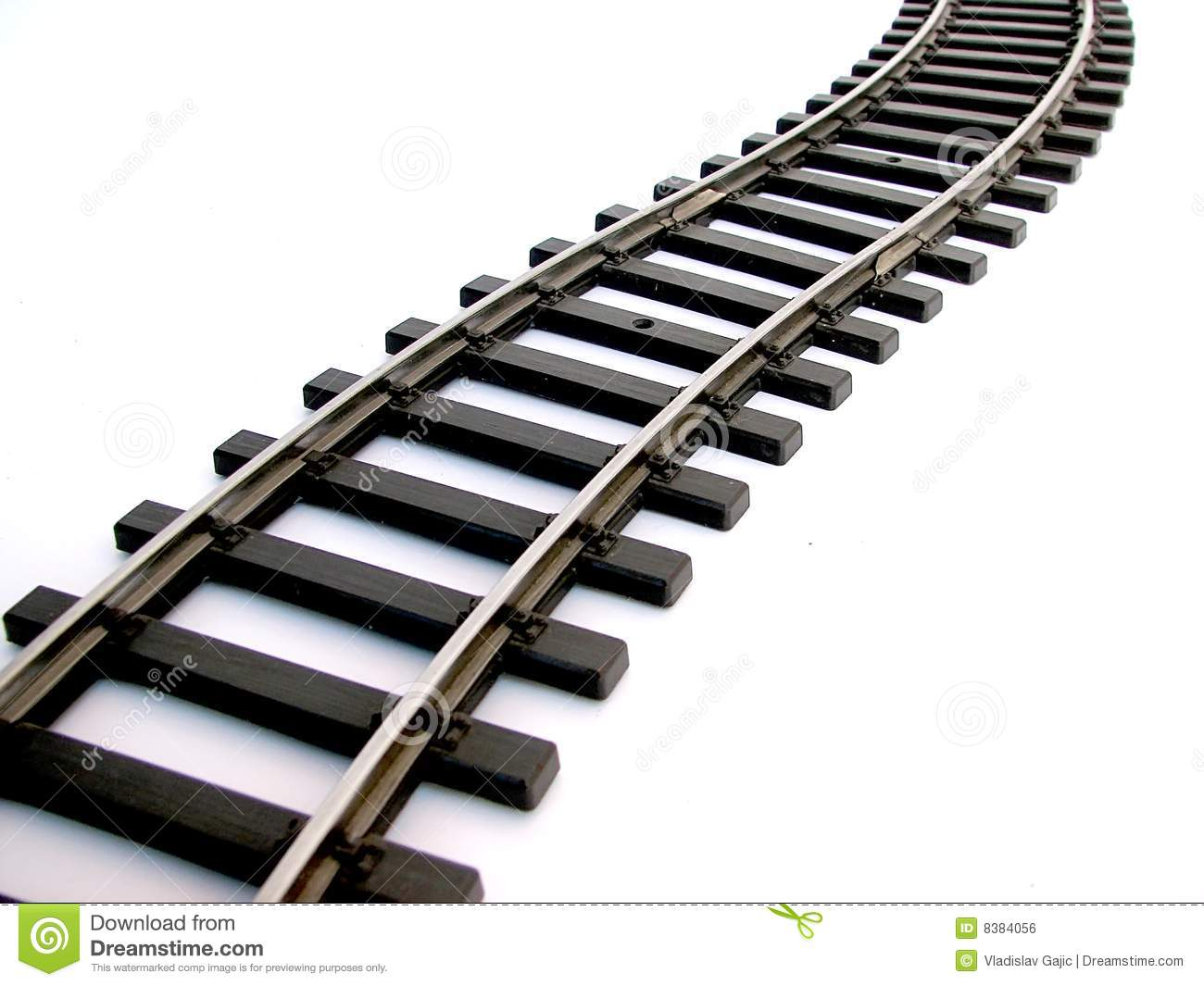 rail track stock photo image of broad business move 8384056
