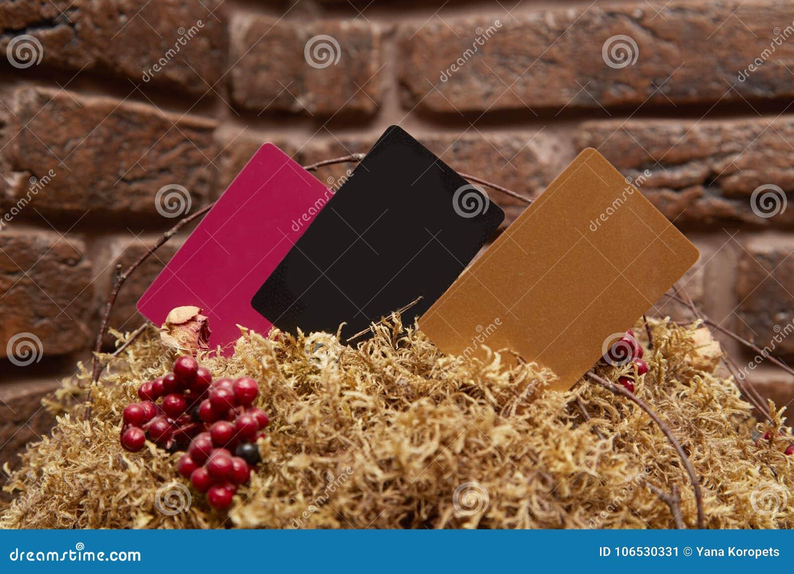 Raillez Des Cartes De Visite Professionnelle Noires Rouge Et D Or Sur Le