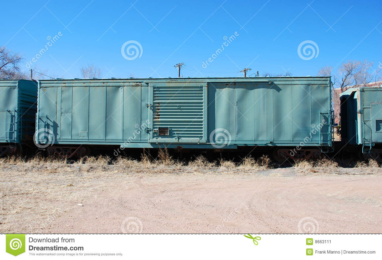 Railroad Boxcar Blues