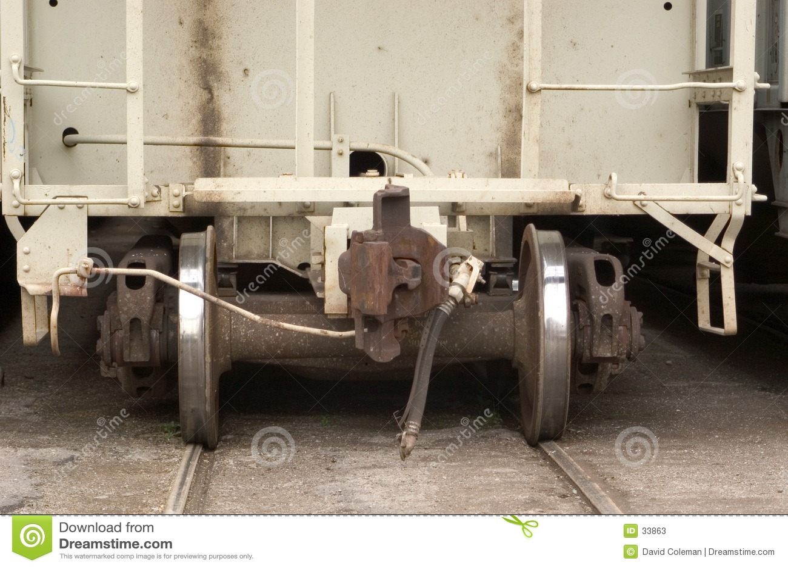 Railroad Car Detail