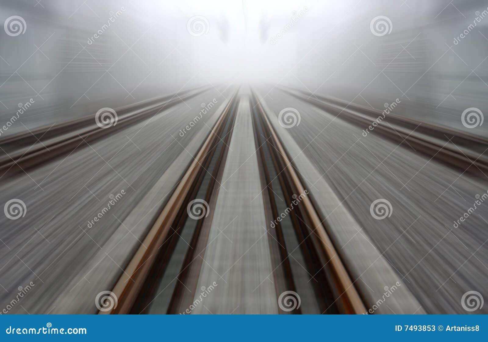 Railroad Speed