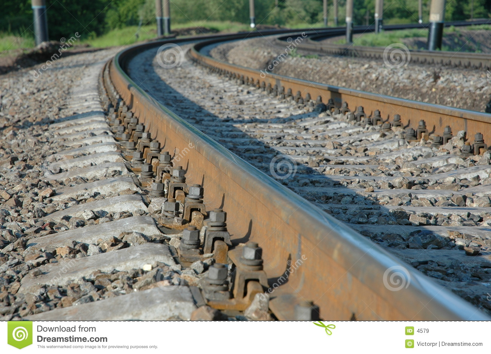 Railroad voltas à direita