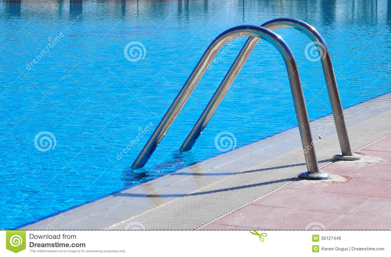 Pool Ladder Royalty Free Stock Image Image 30127446