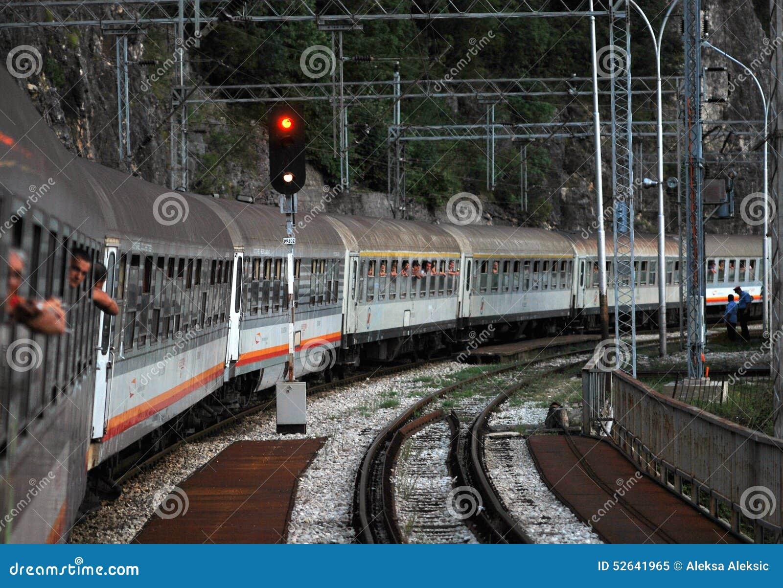 Railway Belgrade Bar