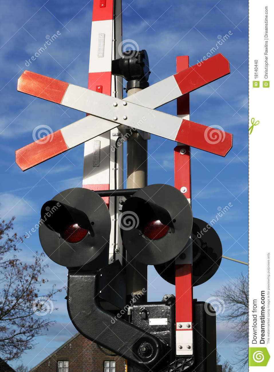 Railway and Road Crossing
