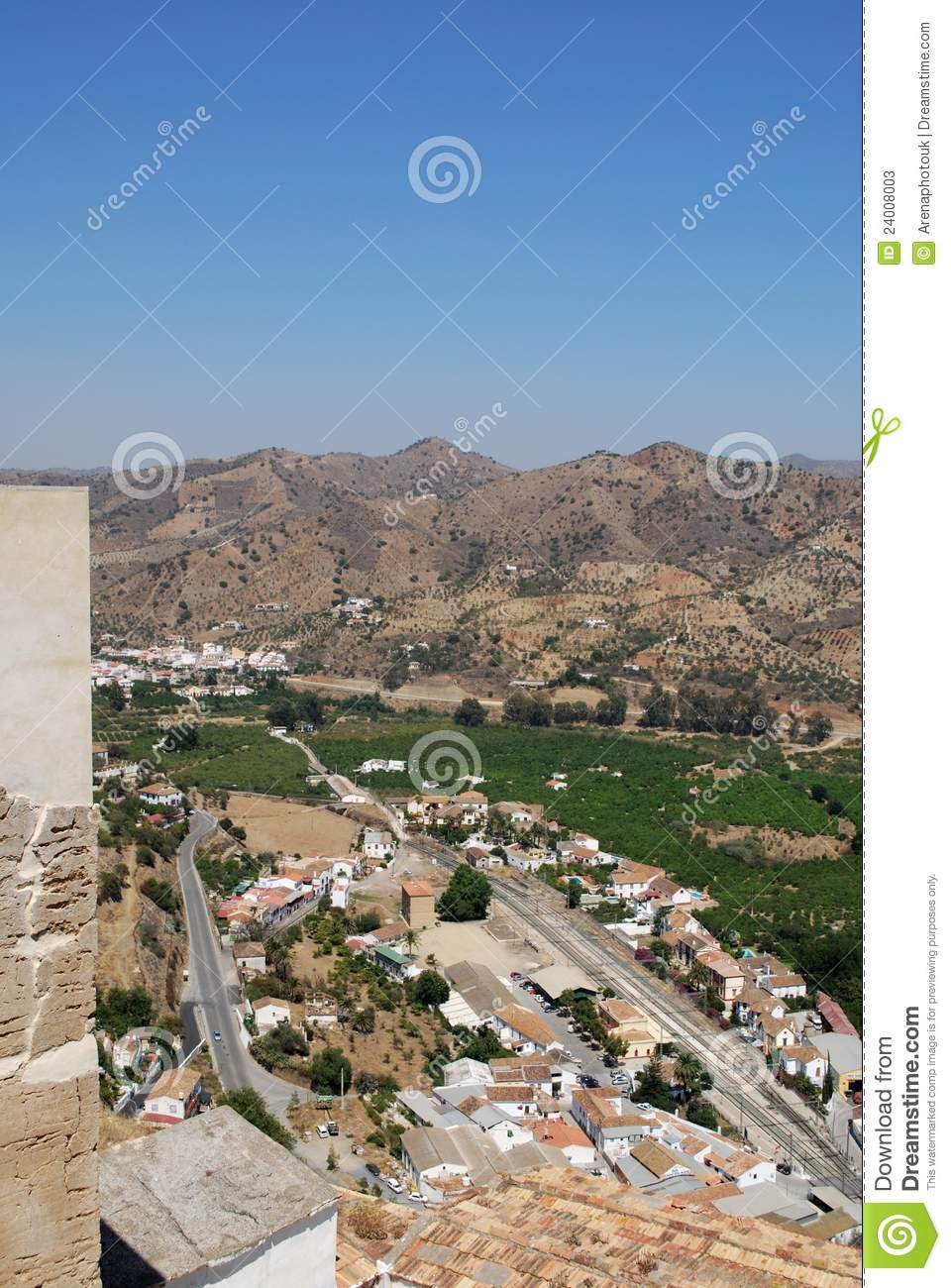 Alora Spain  City pictures : ... the castle, Alora, Malaga Province, Andalusia, Spain, Western Europe