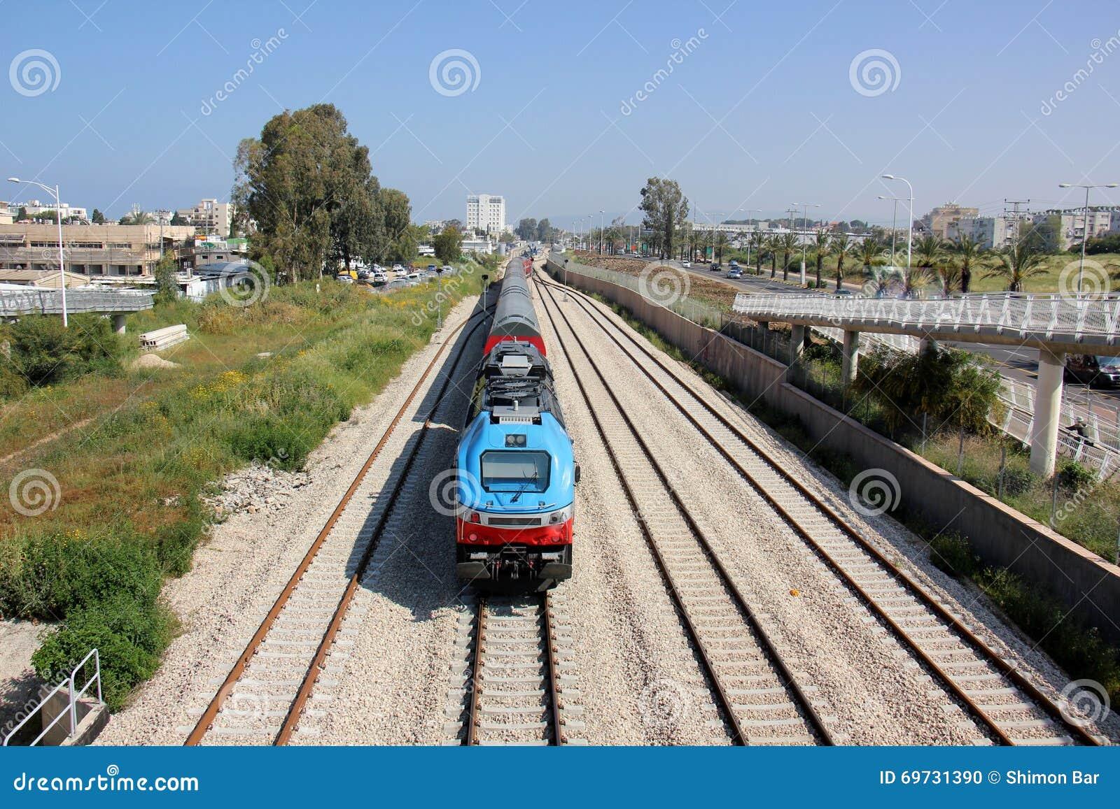 Nahariya Israel  City pictures : railway train tel aviv to nahariya israel 69731390