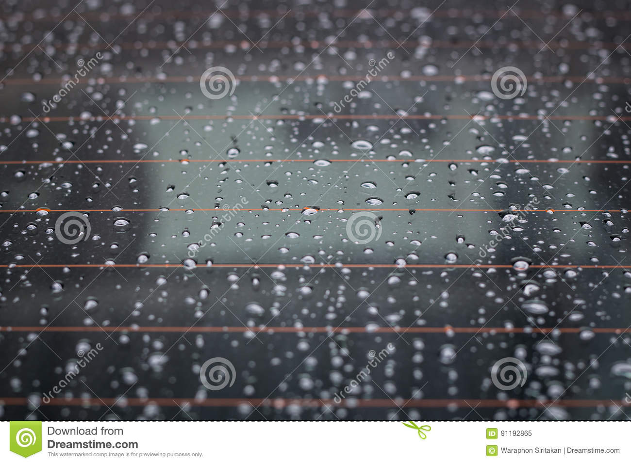 car driving in rain and storm abstract background stock photography 13899452. Black Bedroom Furniture Sets. Home Design Ideas