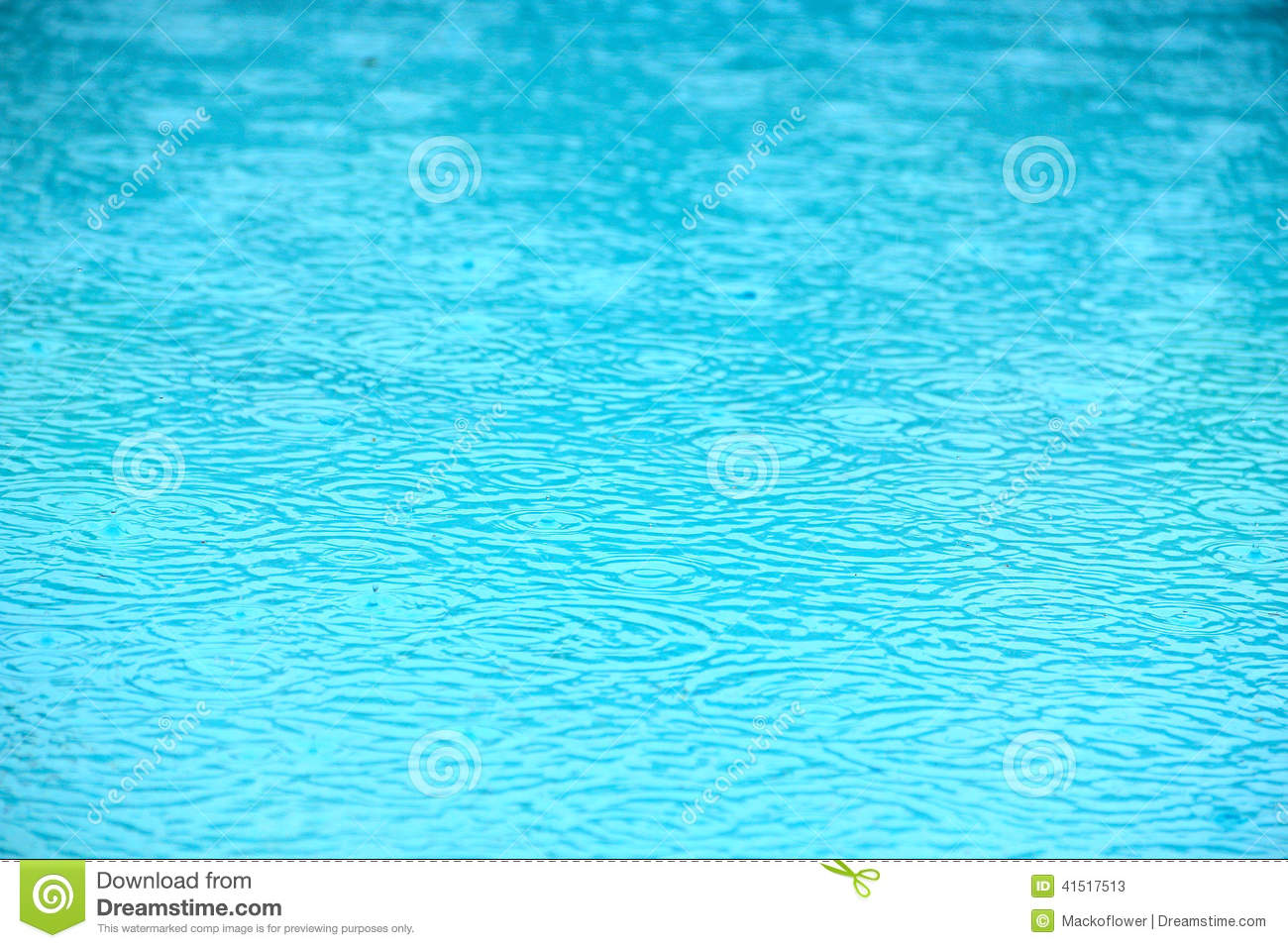Pool Water Texture rain pool water texture stock photo - image: 41517513