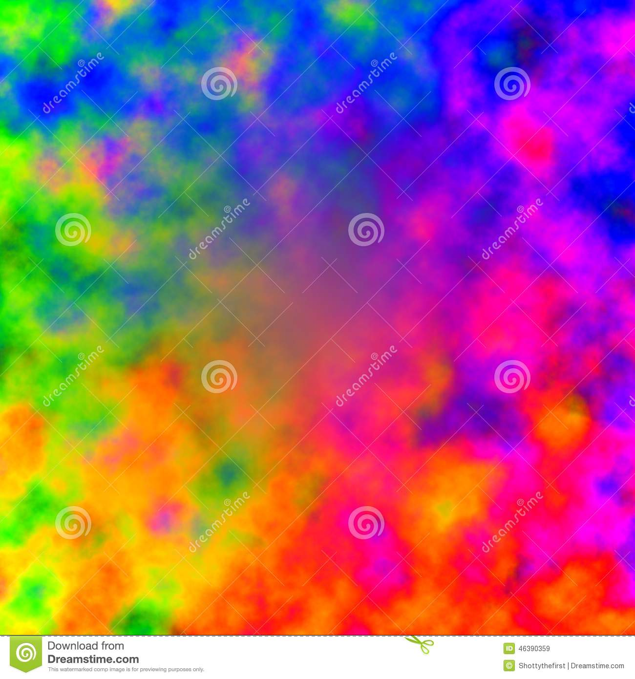 Rainbow color abstract background colorful paint stock - Dreaming about the color red ...