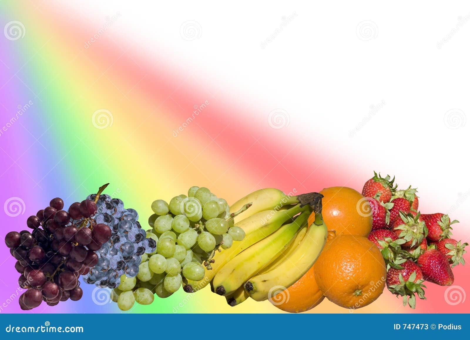 Rainbow bananas