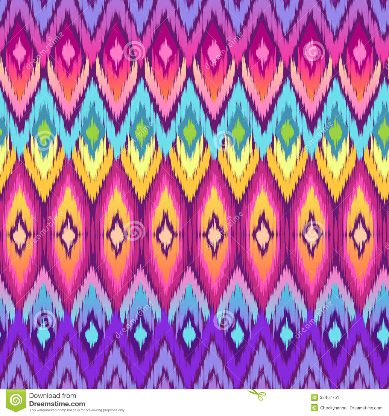 Neon tribal print background pictures