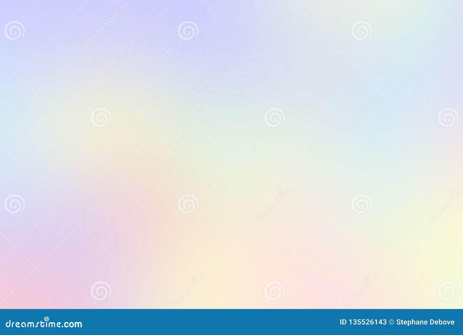 Rainbow Pastel gradient wallpaper background with Pastel Yellow, Maximum Blue Purple, Pale Cyan, Tulip, Melon, Magic Mint colors, and watercolor paper ...