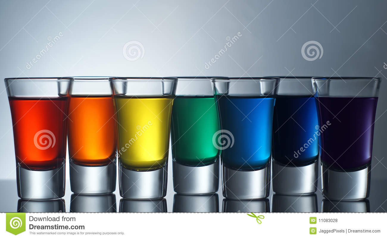 Rainbow Shots Royalty Free Stock Photos Image 11083028